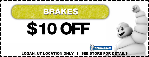$10 OFF Brakes