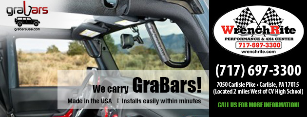 Gra Bars Available!
