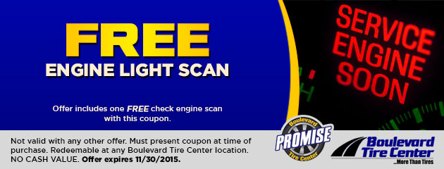 FREE ENGINE LIGHT SCAN
