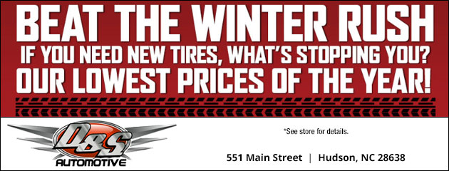 Lowest Prices of the Year!