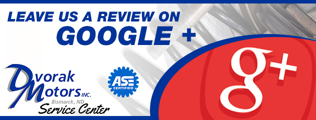 Leave A Review on Google +