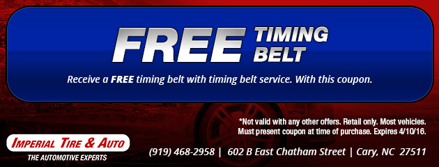 Free Timing Belt