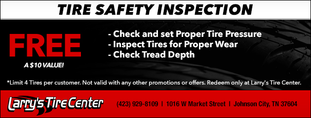 Tire Safety Inspection