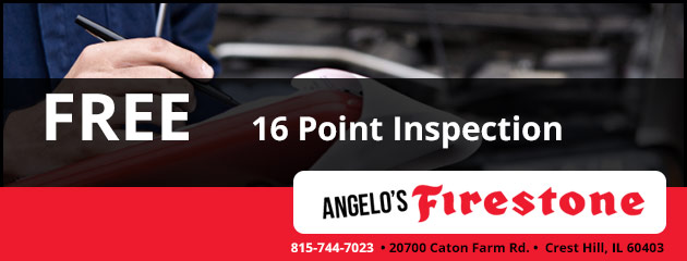 Free 16 Point Inspection