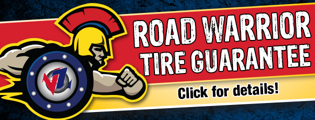 Road Warrior Tire Guarantee