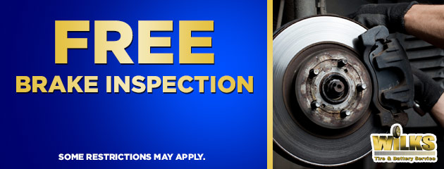 Free Brake Inspection Special