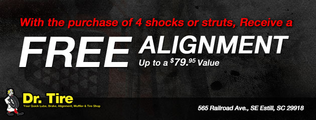 Free Alignment Special