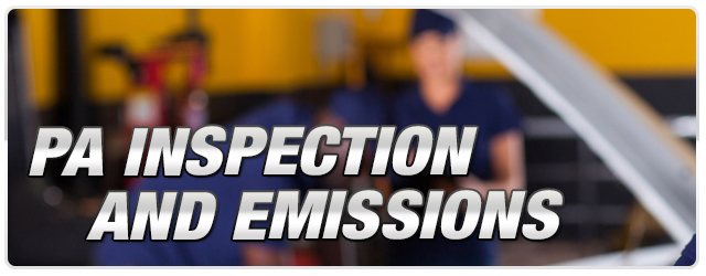 PA Inspections & Emissions