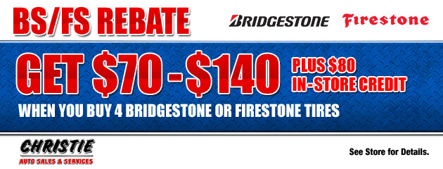 BS/FS Rebate
