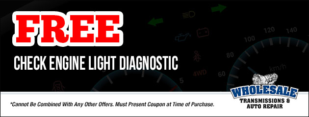Free Check Engine Diagnostic