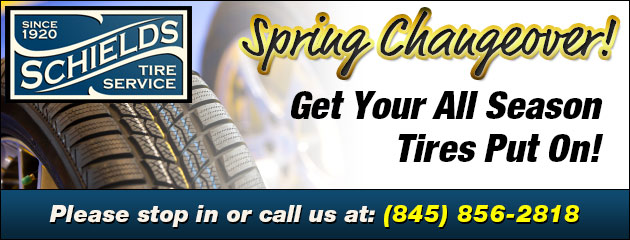Spring Changeover Special