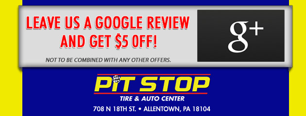 Leave a Review and Get $5.00 Off!
