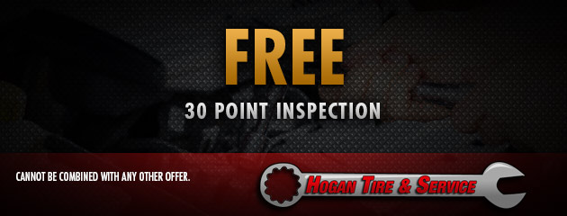 Free 30 Point Inspection