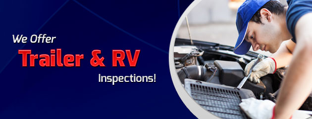 Trailer/RV Inspections