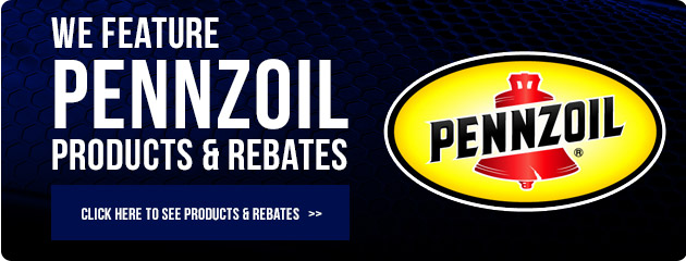 Pennzoil Promotions & Rebates