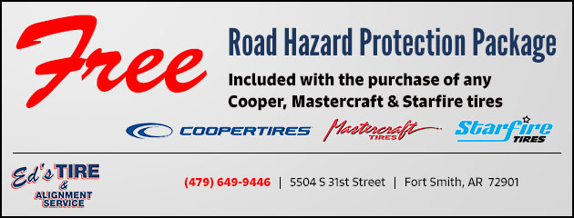 Free Road Hazard Protection Package
