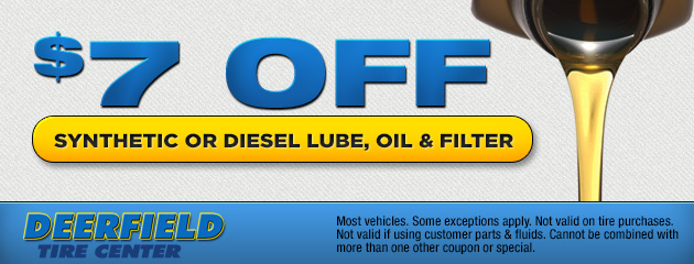 Synthetic Oil Lube Filter