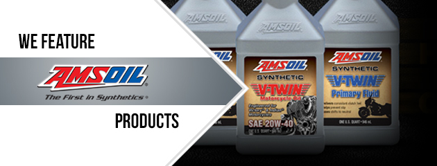 We offer Amsoil Products