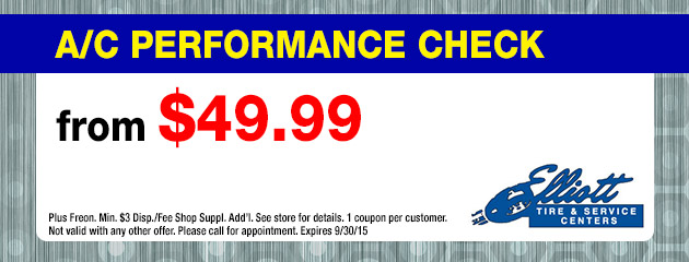 A/C Check from $49.99 Coupon