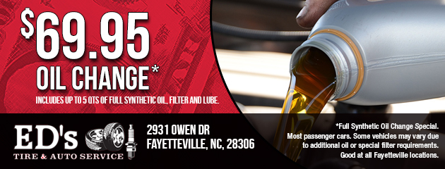 Fayetteville Nc Tires Auto Repair Shop Ed S Tire Auto Service