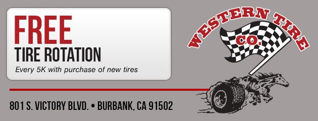 Free Tire Rotation Coupon