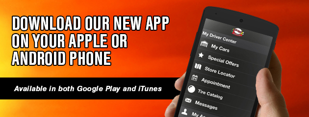 Download our new app!