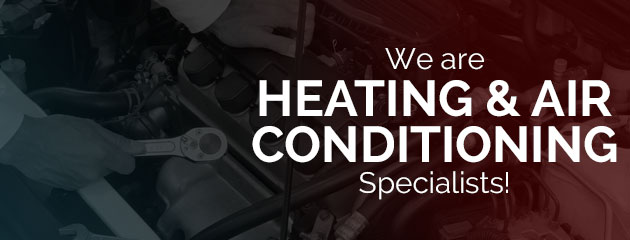 Heating and Air Conditioning Specialists