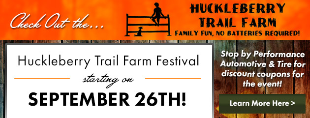 Huckleberry Trail Farm Festival