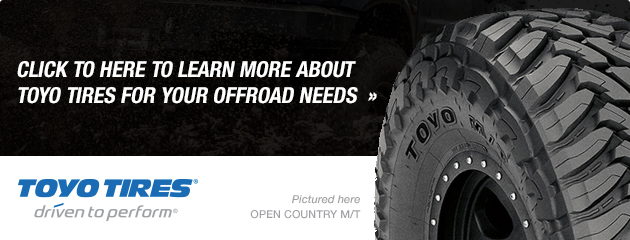 Toyo Tires Offroad