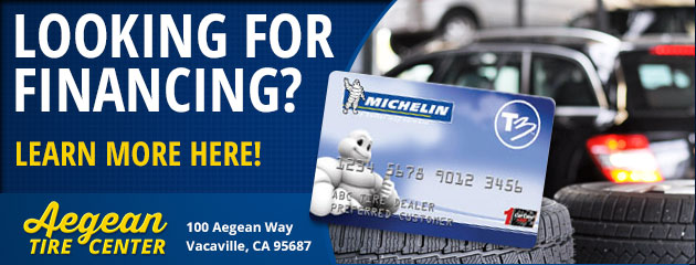 Car Care One Card - Financing