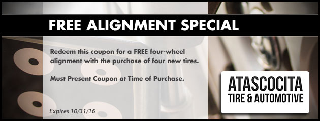 Alignment Special Coupon