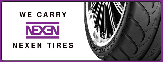 We Carry Nexen Tires!