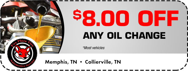 $8 Off Any Oil Change