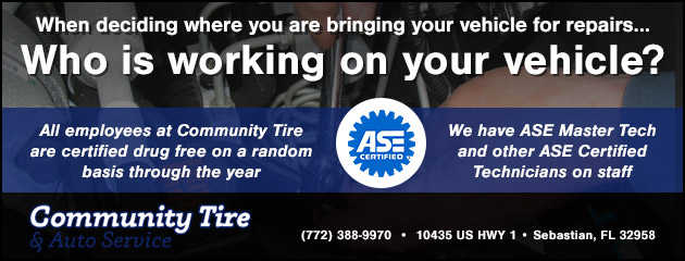 Who is working on your vehicle?