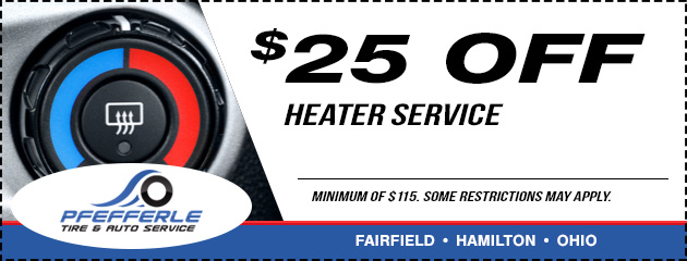 Heater Service Special