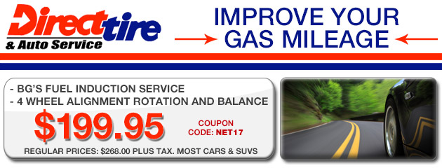 Improve Your Gas Mileage