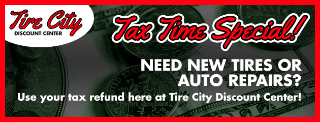 Tax Time going on Now!