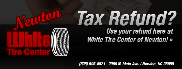 Tax Refund? Stop here!