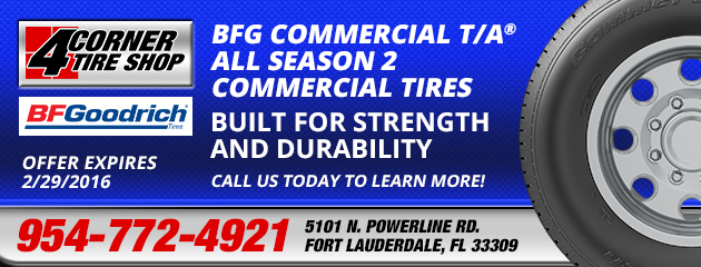 BFGoodrich Commercial T/A All Season 2 Commercial Tires