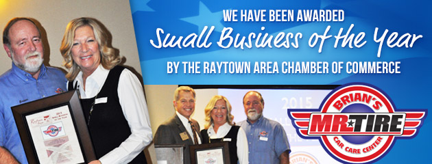 Small Business Award Winner