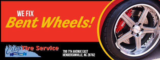 We Fix Bent Wheels!