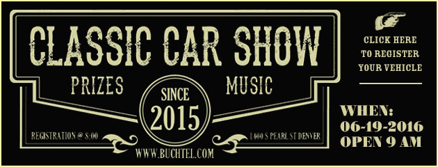 Buchtel Motors Car Show