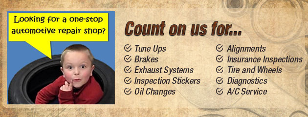 One Stop Shop Auto Repair Shop