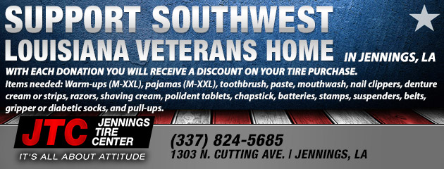Support - Southwest Louisiana Veterans Home