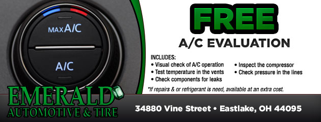 Free A/C Evaluation