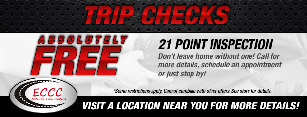 Absolutely FREE Trip Checks