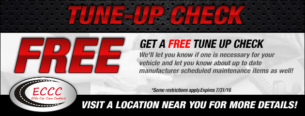 FREE Tune-Up Check!
