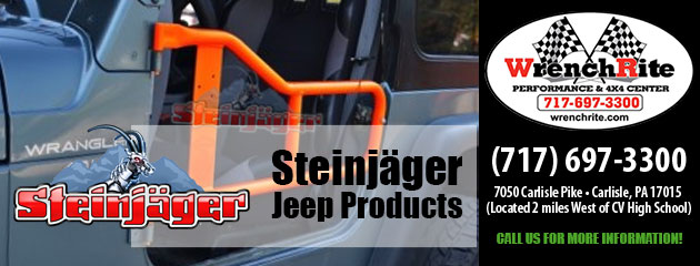 Steinjäger Jeep Products
