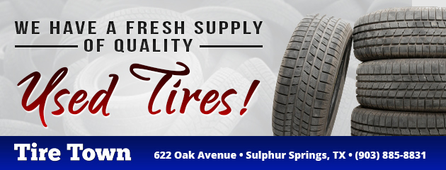 We have Quality Used Tires!