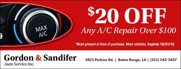 $20 off any AC repair over $100
